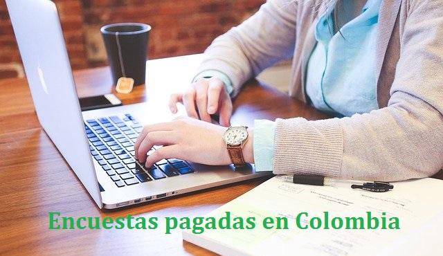 Encuestas pagadas en Colombia
